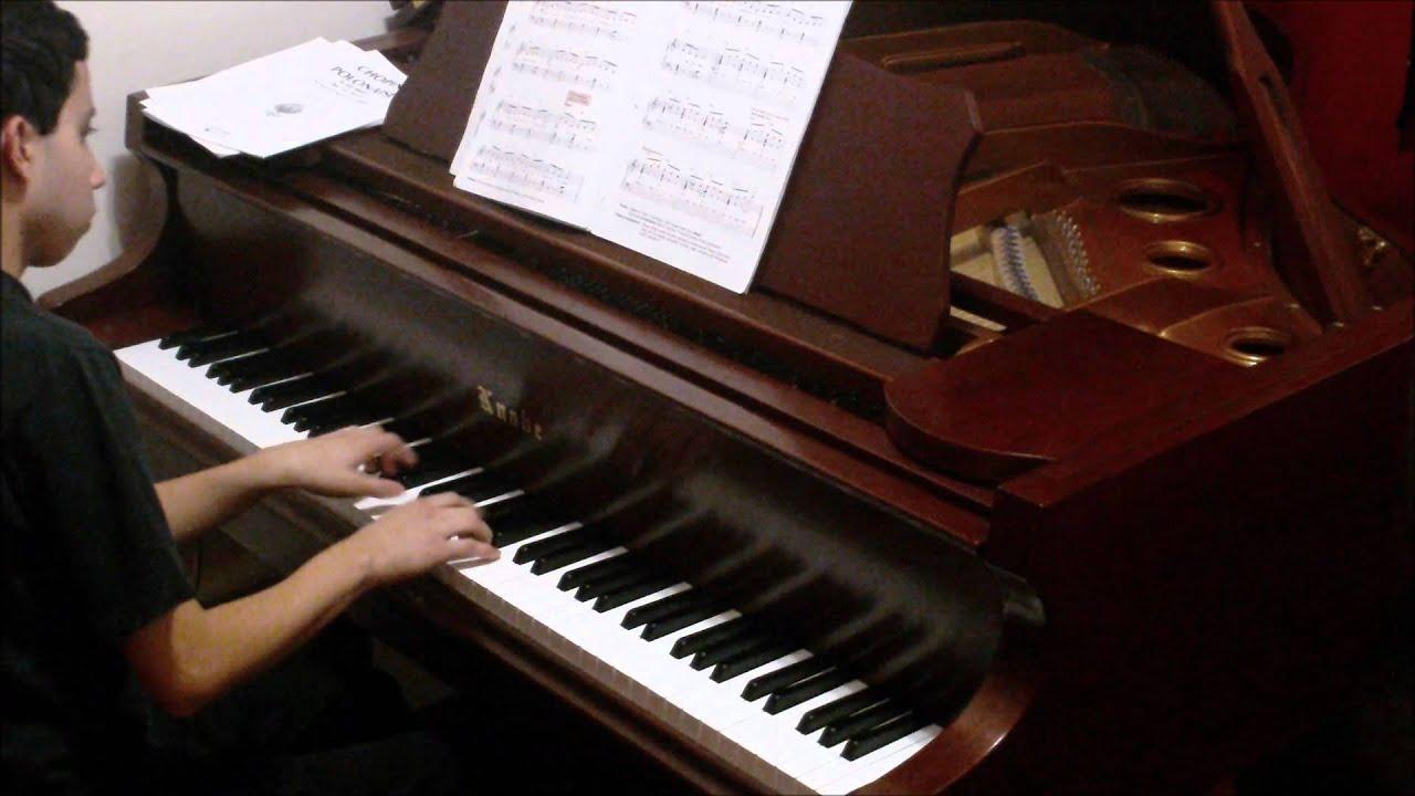 Scherzo- Alfred's Basic Adult Piano Book 2