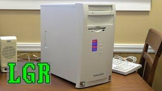 LGR – Restoring a 1998 Packard Bell Multimedia PC