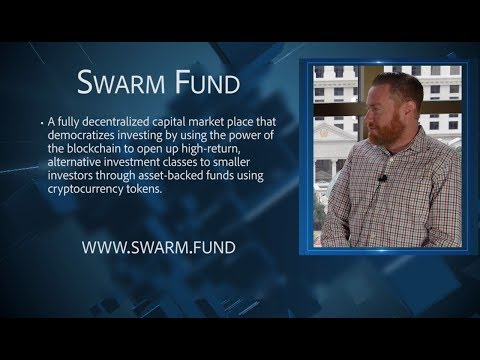 Swarm Fund - The Blockchain for Private Equity | Chris Eberle | CoinAgenda Summit Conference