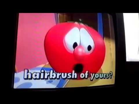 Veggie Tales The Hairbrush Song (Boyz in the Sink)