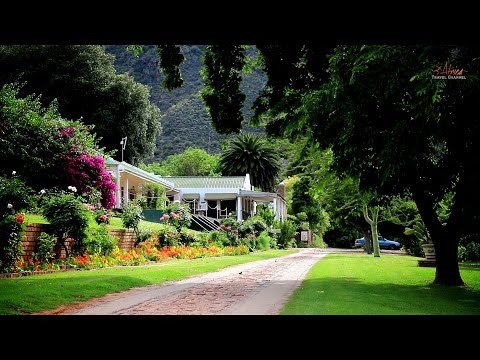 De Oude Meul Country Lodge - Accommodation Oudtshoorn South Africa - Africa Travel Channel