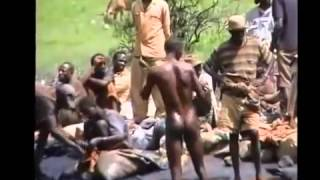 African Mursi people The nomadic people of Ethiopia