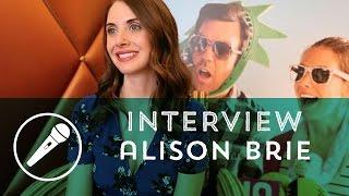 Alison Brie (Jamais entre amis) - Interview