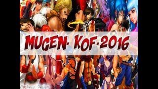 MUGEN KOF 2016 - 20 LIKES PARA O DOWNLOAD LEIA A DESCRIÇÃO !