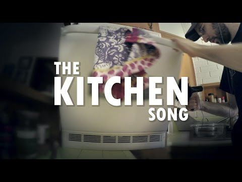 The Kitchen Song (Sampling Sounds From Household Appliances)