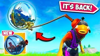 *NEW* BALLERS ARE BACK IN SEASON 10!! - Fortnite Funny Fails and WTF Moments! #659