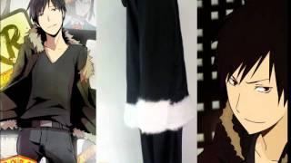 Miccostumes.com - DuRaRaRa Izaya Orihara Cosplay Costume