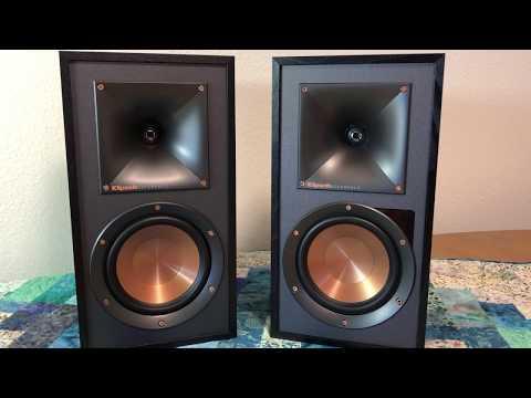 Klipsch R-51PM Review