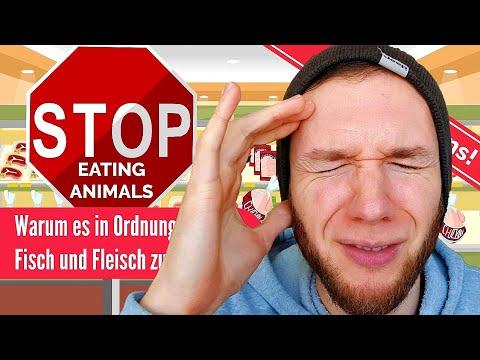 Warum man Tiere essen darf: Widerlegt uns! - Libertärer Nicht-Veganer widerlegt! Vegan & Moral