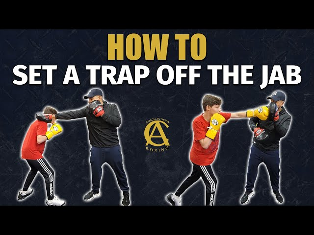 How to set a trap off the jab [ Counter the Counter ]