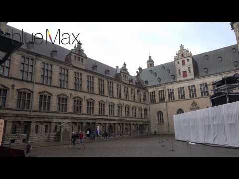 Kronborg, Denmark travel guide 4K bluemaxbg.com