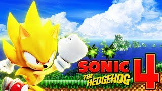 [TAS] Sonic the Hedgehog 4 - Speedrun as Super Sonic
