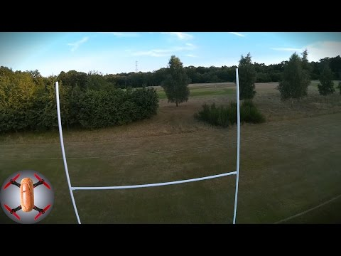 Walkera runner 250 advanced – FPV Drone – Rugby Goal Posts