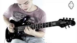 Andy James Guitar Academy Dream Rig Competition -- Carlos Tobon