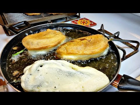 CHILES RELLENOS RECIPE | CHILES RELLENOS (RECETA) | Stuffed Peppers Recipe