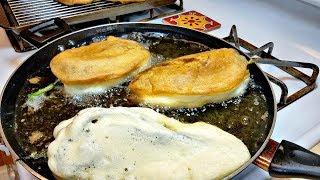 CHILES RELLENOS RECIPE | CHILES RELLENOS (RECETA) | Stuffed Peppers Recipe