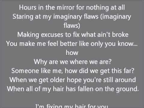 Priscilla Renea - Fixing My Hair [Lyrics]