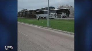 Biloxi crash victims sue bus operator, train company involved