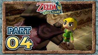 The Legend of Zelda: Spirit Tracks - Part 4 - Tower of Spirits!