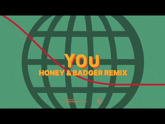 Lost Frequencies vs. Love Harder feat. Flynn - You (Honey & Badger Remix)