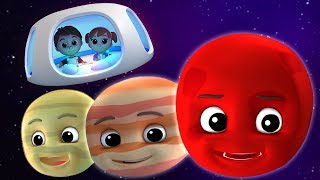 lagu planet | belajar nama planet | lagu anak-anak | Learn Names Of Planets | Planet Song