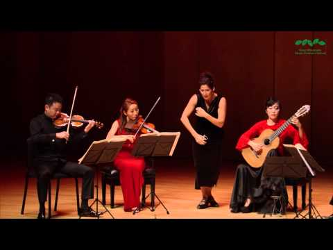 Boccherini Guitar Quintet in D major G. 448