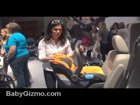 UppaBaby Mesa Infant Car Seat Sneak Peek