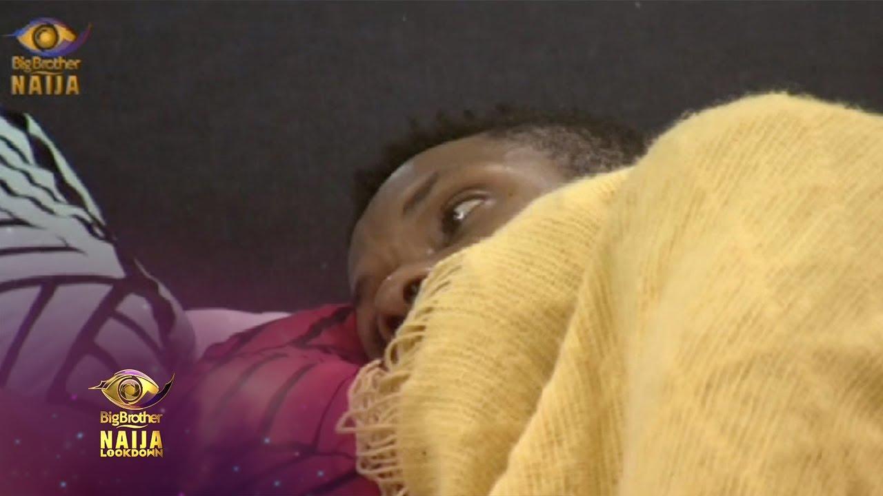 Day 35: 'I know I'm a good kisser' - Brighto | Big Brother: Lockdown | Africa Magic