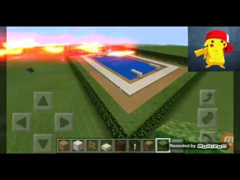 Minecraft 3 Swimming Pool Designs Youtube