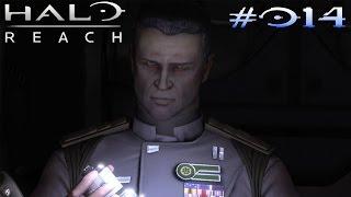 HALO REACH #014 - Die Pillar of Autumn| Let's Play Halo Reach (Deutsch/German)