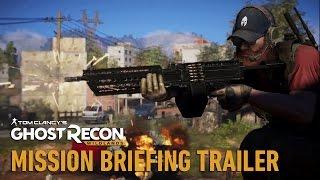 Tom Clancy's Ghost Recon Wildlands: Mission Briefing Trailer