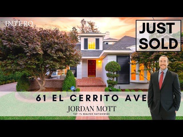 61 El Cerrito Ave, San Mateo, CA 94402   Jordan Mott