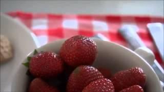 Strawberry Cheesecake Dessert Shooter Recipe