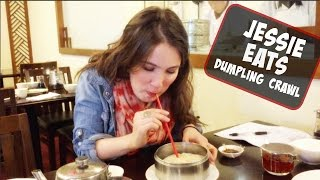 Jessie Eats: Dumpling Crawl