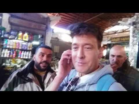 Tartous, Syrien, Einkaufen im Souk 7.12.2017