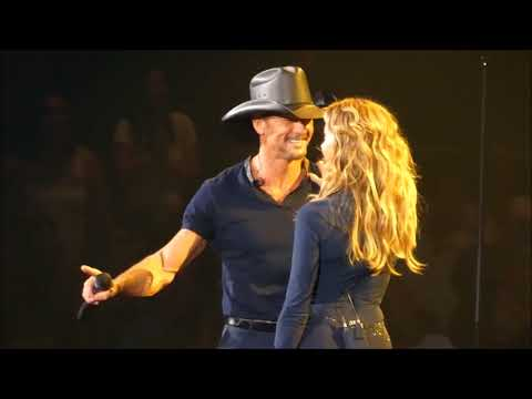 Tim McGraw and Faith Hill Soul2Soul Break First Compilation Part 3