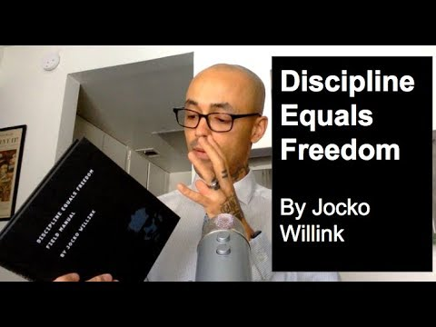 BOOK REVIEW: Discipline Equals Freedom by Jocko Willink