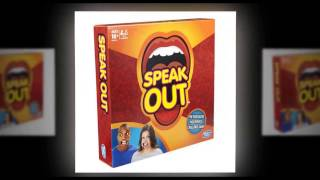 Hasbro Speak Out Game Reviews