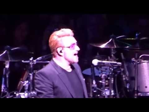 U2 - MSG - New York City (19/07/2015) HD: October