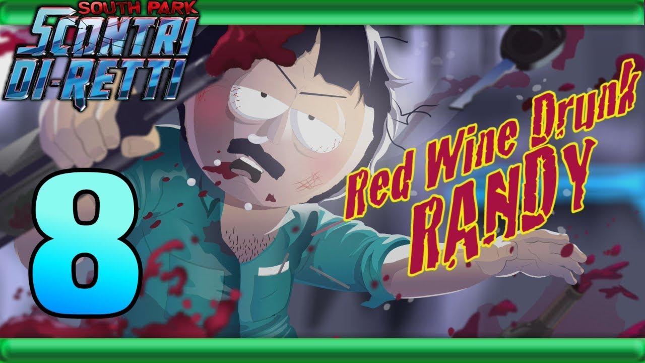 South Park Scontri Di Retti Ita 8 Racket Dei Gatti Boss Randy