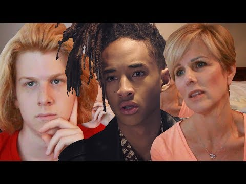 Mom reacts to Jaden Smith - Batman (Official Music Video)