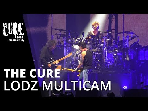 The Cure - Pictures Of You * Live in Poland 2016 HQ Multicam