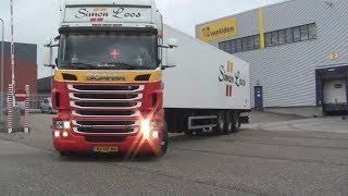 Een dagje mee op de Scania R500 van Martijn (2012)