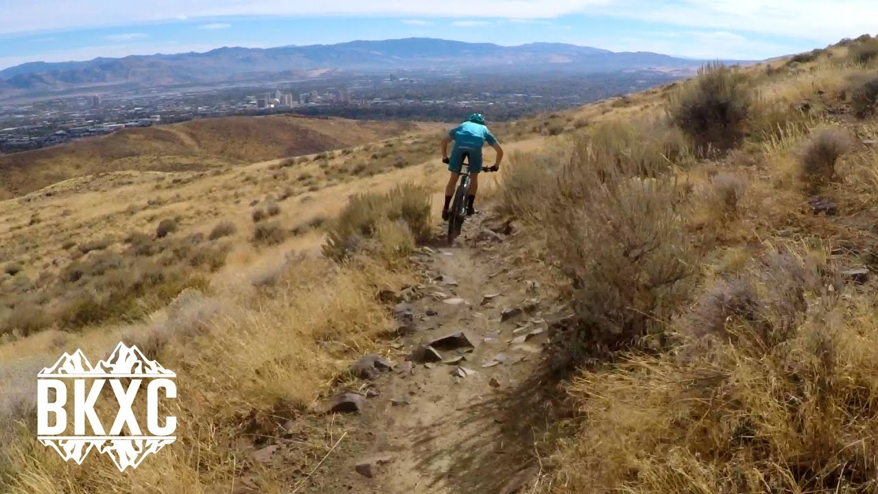 Mountain Biking On Peavine Mountain Near Reno Nevada Youtube