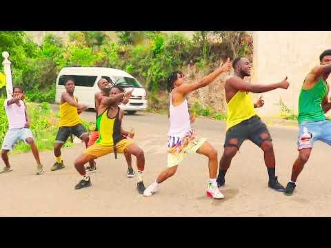 Koffee - lockdown ft Jamaican dancers