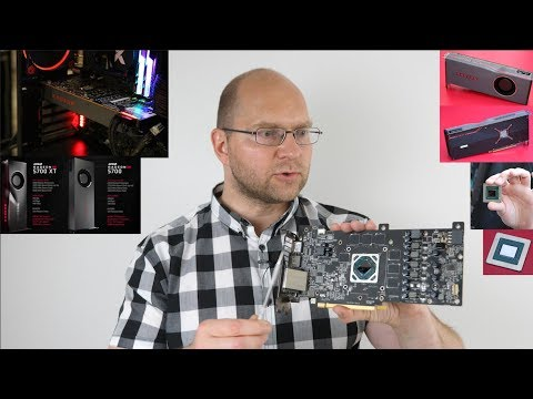 AMD Radeon RX 5700 XT ВСЕ что надо ЗНАТЬ о ВИДЕОКАРТАХ на Navi