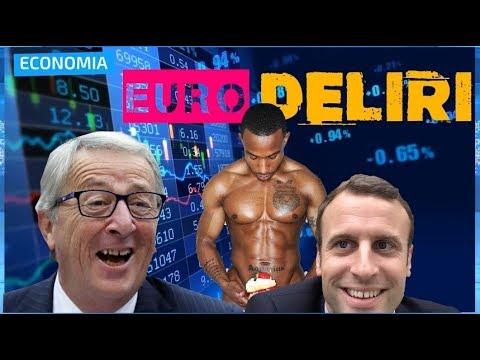 'ECONOMIA: EURO DELIRI' | Notizie Oggi Lineasera