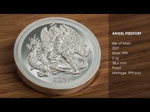 1 Angel Piedfort