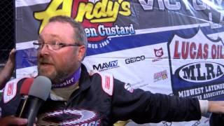 MLRA Quickhit Salina Highbanks Speedway 7/1/17