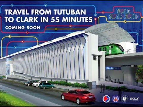 Biyaheng Maynila hanggang Central Luzon, mapabibilis na kapag natapos ang Manila-Clark PNR project